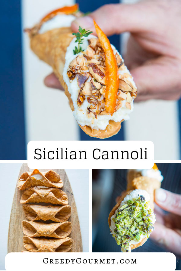 If you've eaten Sicilian cannoli before, then you know just how tasty fresh cannolis are. Click here to find out how you can make a Sicilian cannoli recipe.