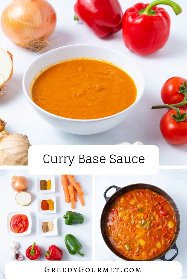 Master the making of a British Indian restaurant curry base sauce from scratch. After this recipe, you will never go back to the jar stuff again. Enjoy!